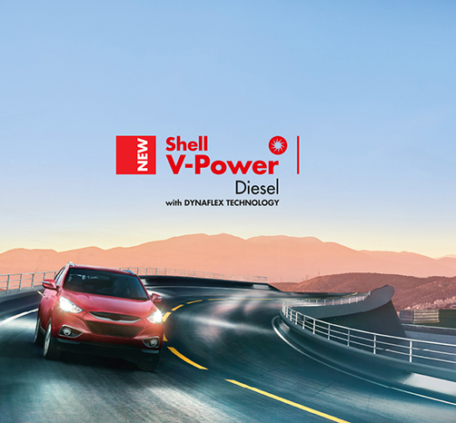 Shell V-Power Dizel